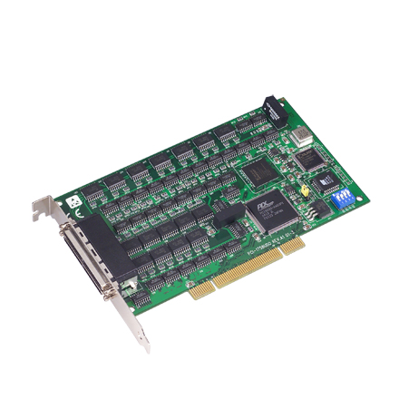 کارت PCI 1758UDO - دارای 128 کانال خروجی دیجیتال ایزوله