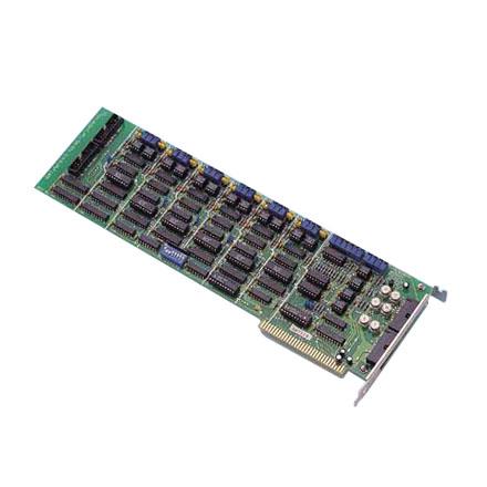 کارت PCL 726 - دارای 6 کانال آنالوگ خروجی و 32 کانال دیجیتال I/O