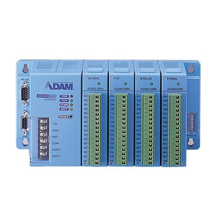 کنترلر برپایه PC با 4 اسلات و پورت RS-485