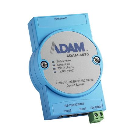 کارت adam-4562 - دستگاه سرور سریال پورت RS-232/422/485