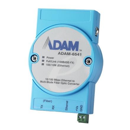 کارت ADAM 6541 - تبدیل اترنت به فیبر نوری