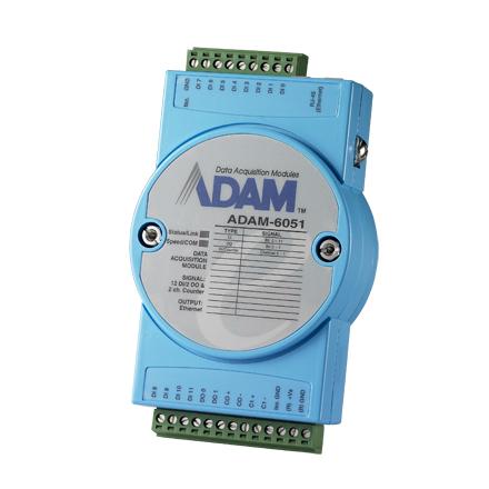 کارت ADAM-6051 - ماژول 14 کاناله ایزوله