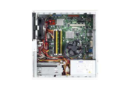 کامپیوتر صنعتی IPC-5122 شرکت ادونتک - Desktop / Wallmount