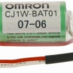 باتری های CJ1 مدل CJ1W-BAT01