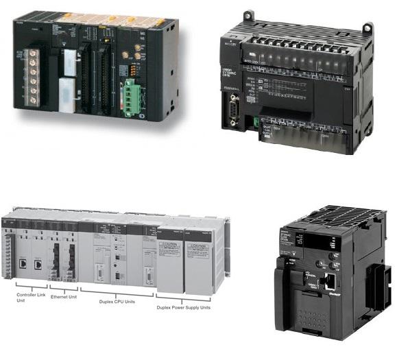 Omron-PLC-Range