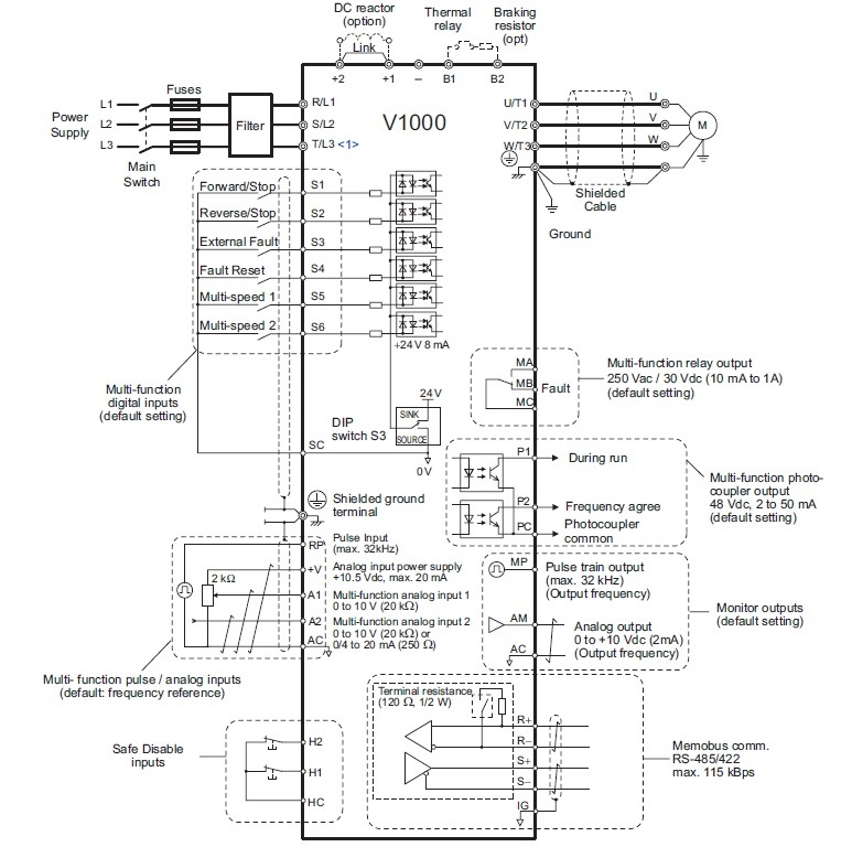 keh 2600 speaker wiring diagram yaskawa a1000 wiring diagram #14